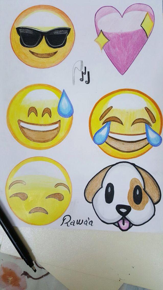 Drawn feelings notebook #14