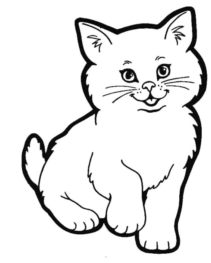 Drawn feline Odd  Cat My Style