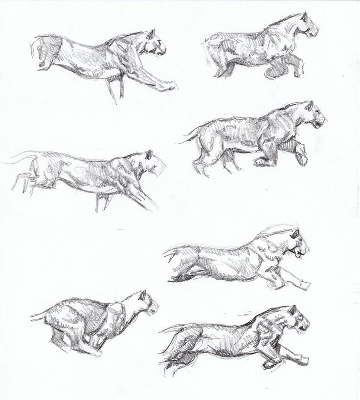 Drawn hunting cheetah Diaries on Gryphon Sabertooth best