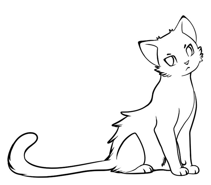 Cat clipart drawn ClipArt deviantART Browsing cat Anime