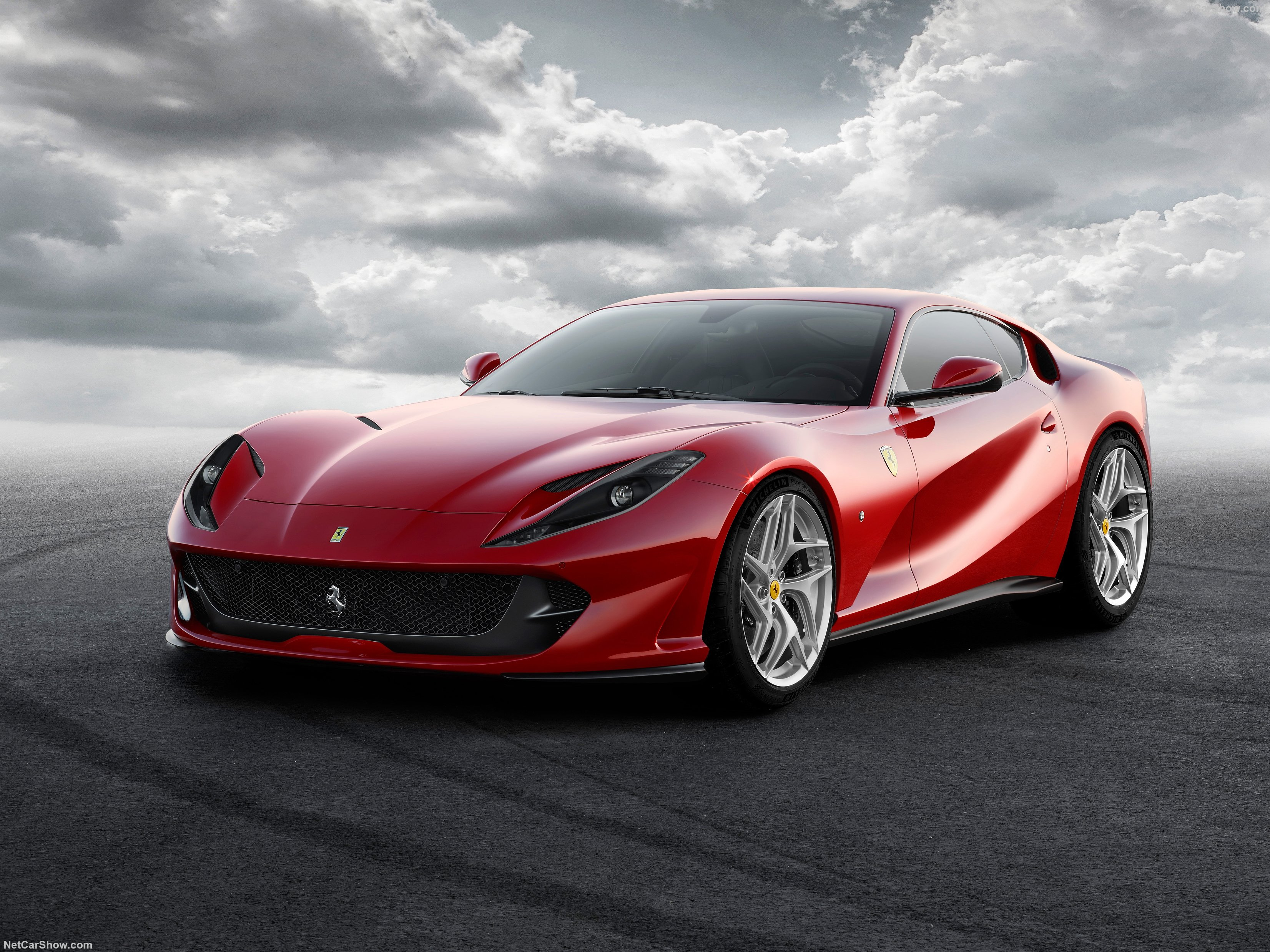 Drawn ferarri wallpaper Ferrari pictures (2018) 812 812