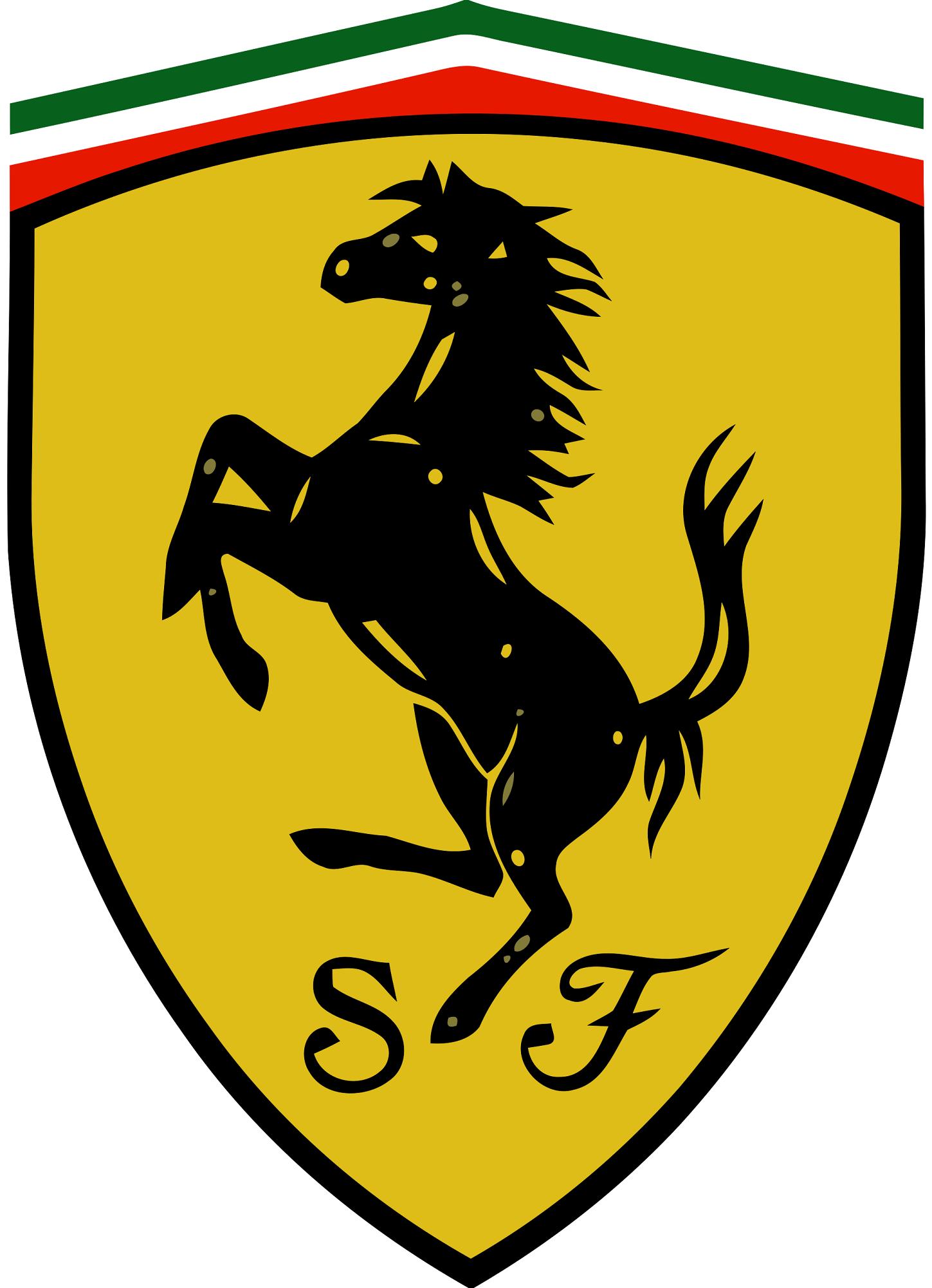Ferarri clipart horse symbol Pinterest  by #Ferrari logo