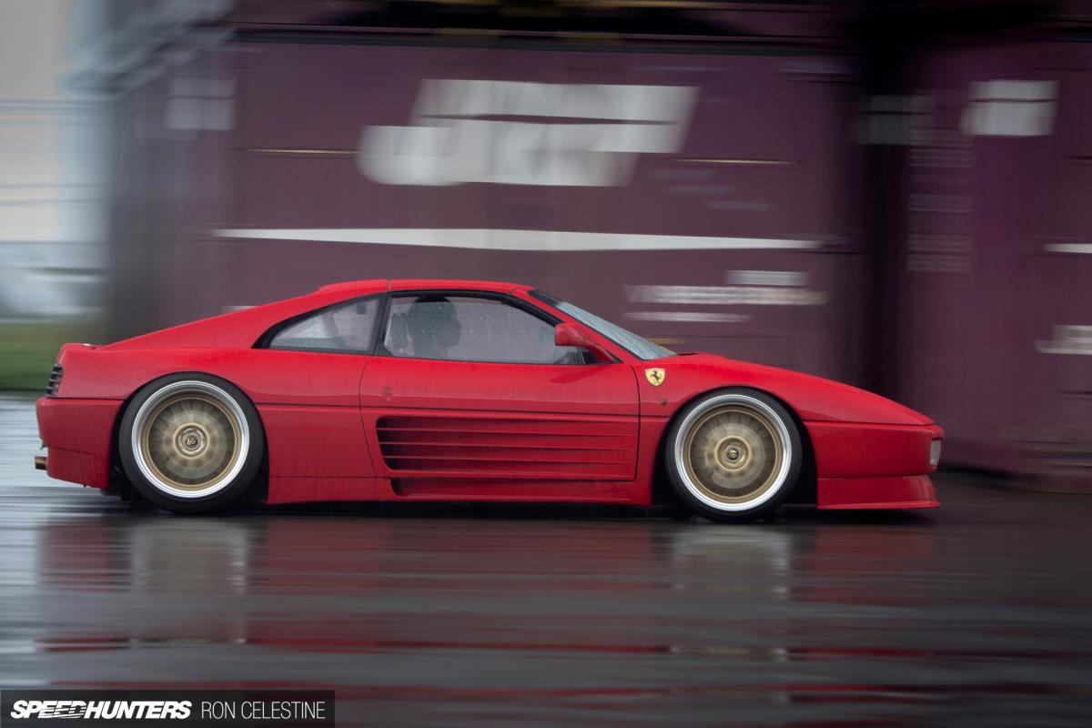 Drawn ferarri stanced car Slam SH_Ginpei_Ferrari_Image A How 11
