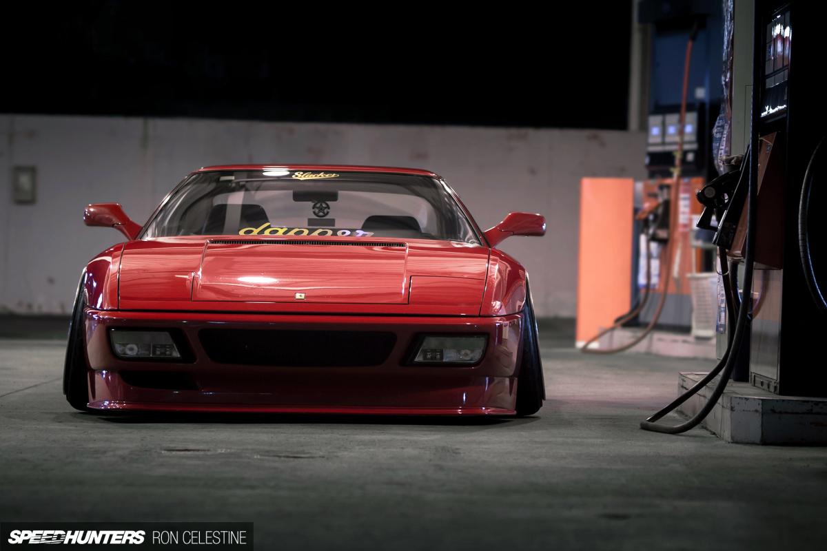 Drawn ferarri stanced car Slam SH_Ginpei_Ferrari A How 29