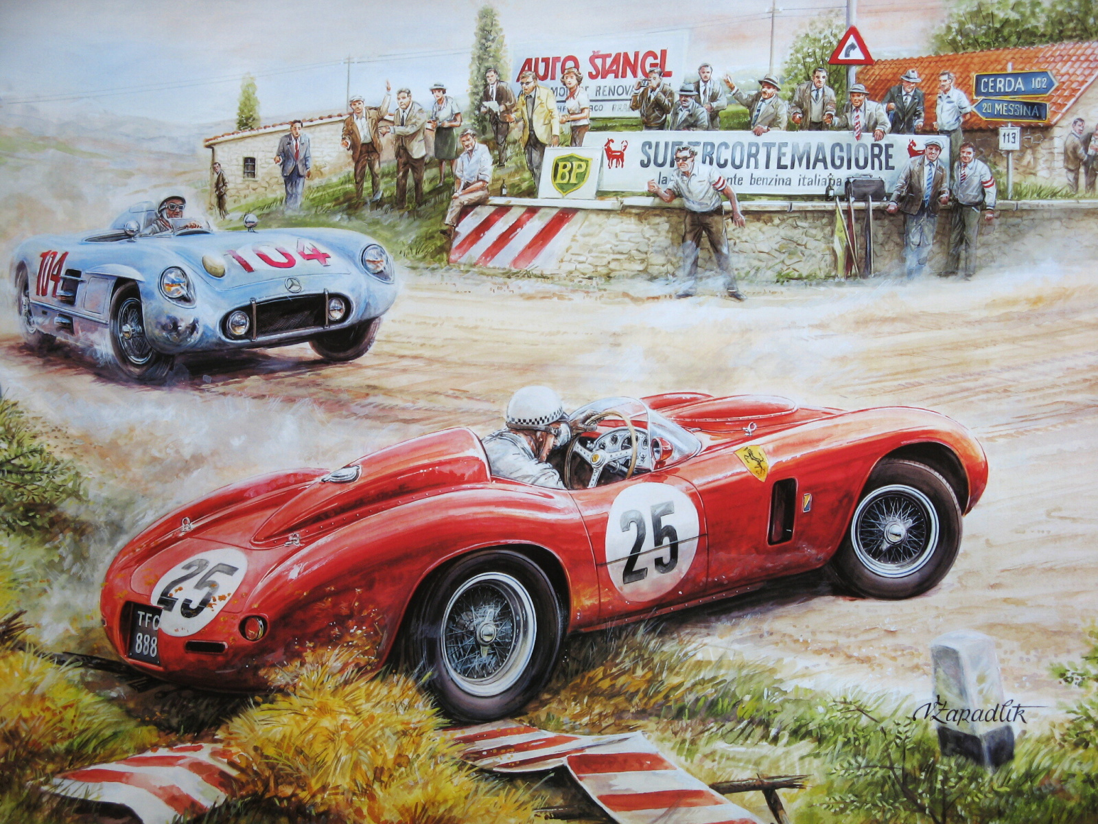 Drawn ferarri wallpaper Sports images Ferrari car sports