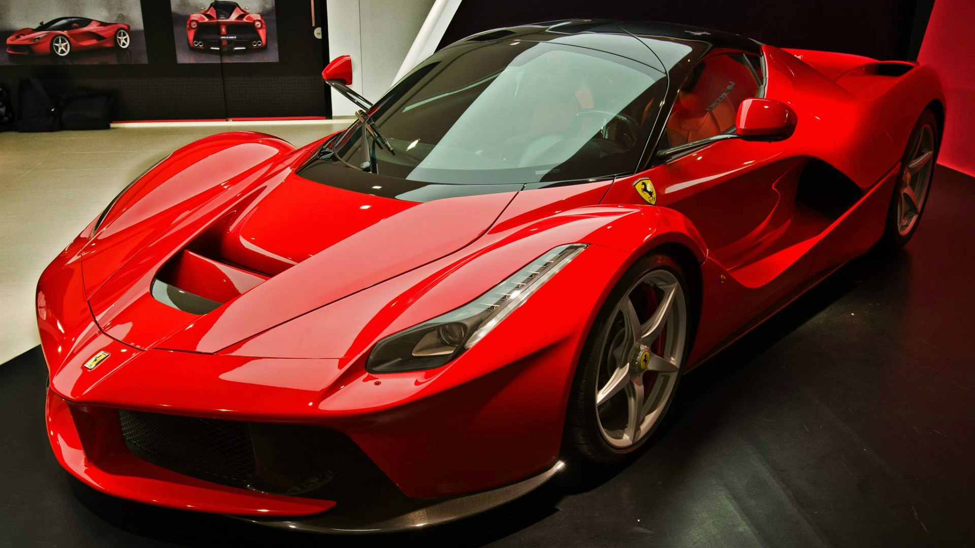 Drawn ferarri wallpaper Images wallpapers Red LaFerrari Ferrari