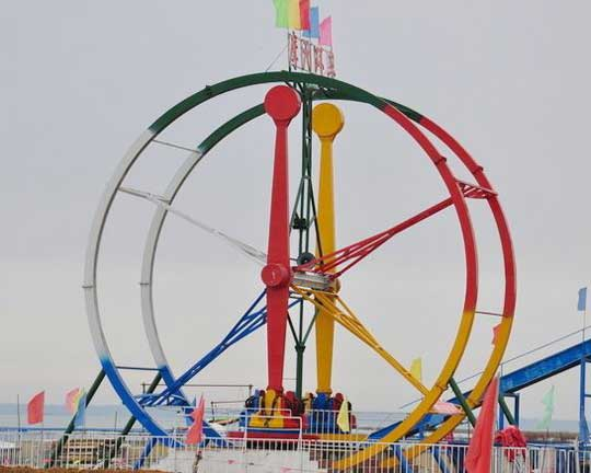 Drawn ferris wheel amusement park rides Wheel Ring sale for Rides