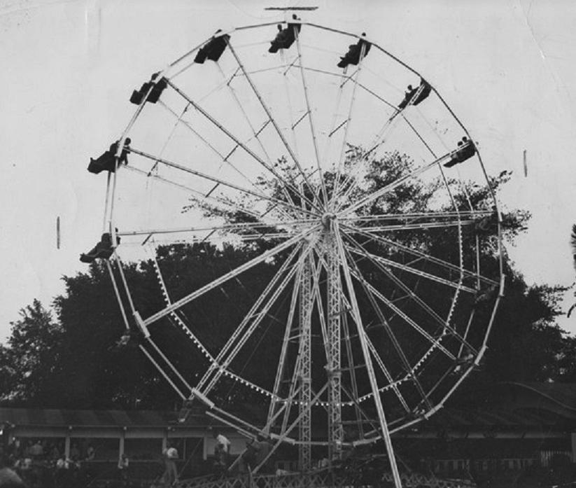 Drawn ferris wheel eli #9