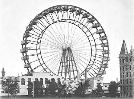 Drawn ferris wheel vintage Luscious loves: wheels Ferris jpg