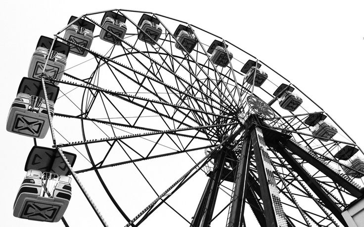 Drawn ferris wheel vintage Assessment tumblr inspiration Ferris Pinterest