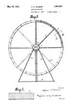 Drawn ferris wheel wheel and axle Set _My The Wheel My