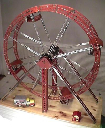 Drawn ferris wheel wheel and axle #B Ferris Classic Wheel Gears