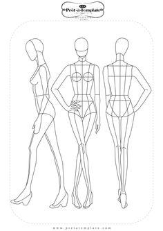 Drawn figurine apple Template Fashion the Pret Template