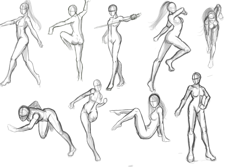 Drawn figurine body Blogspot Pin on Drawing more