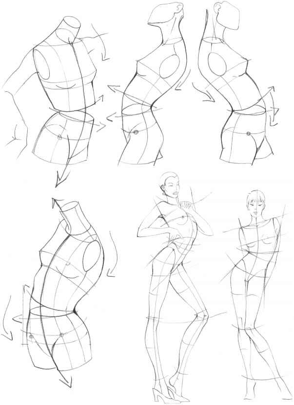 Drawn figurine body Bodies com/figure Result drawing Google