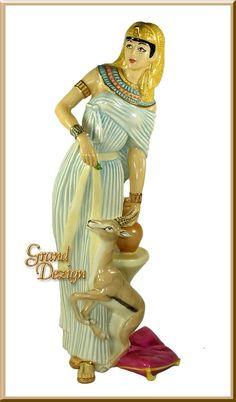 Drawn figurine cleopatra Figure Deco www spelter by