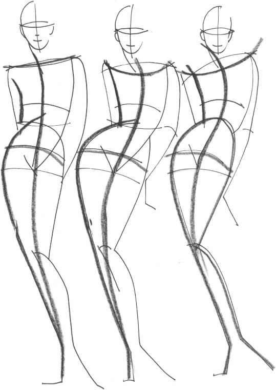 Drawn figurine clothed figure Figure Figure For Human Fashion