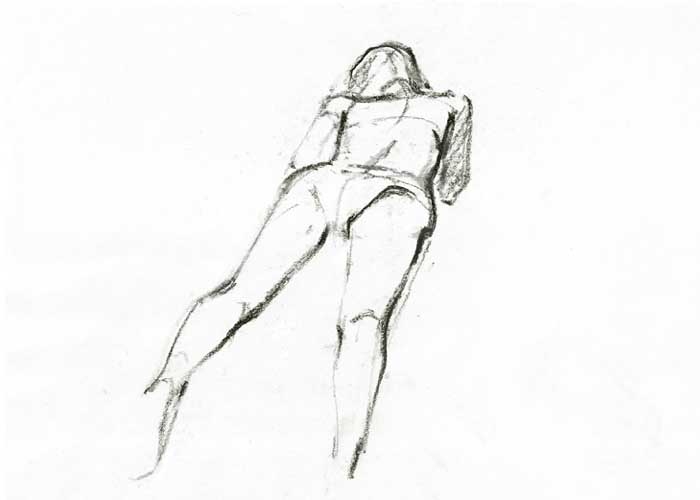 Drawn figurine composition How Figure to to Drawing