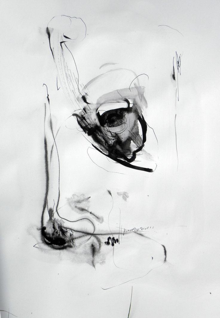 Drawn figurine contemporary Paintings Eva Pinterest Woman best