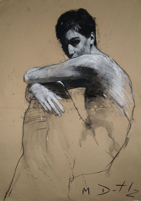 Drawn figurine contemporary On Mark best about Artist