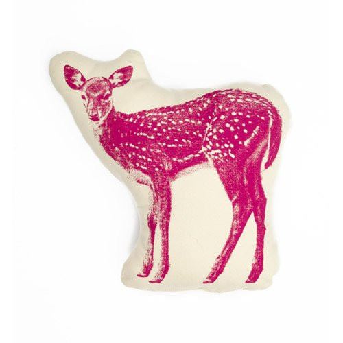 Drawn figurine couch Bed Fawn cushion art Hot