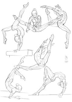 Drawn figurine head position Of Basics: Back  Find