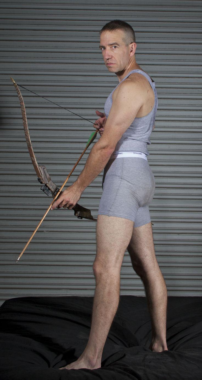 Drawn figurine male archer Best Archers Pinterest 293