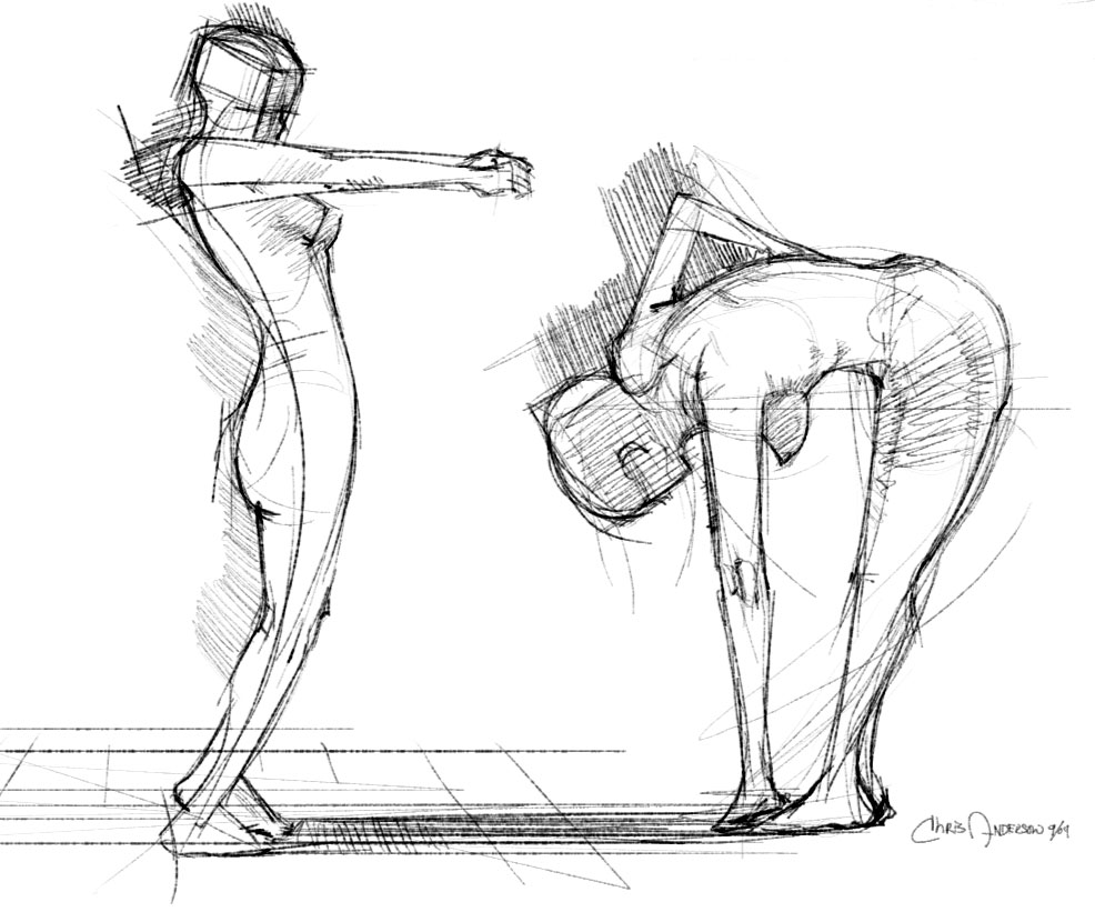 Drawn figurine motion 3 From Thread Mind Page