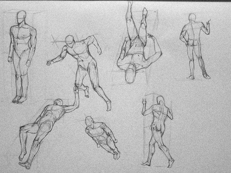 Drawn figurine perspective Archive JSNeo's 20071020_6 Portfolio »