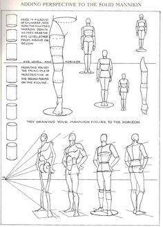 Drawn figurine perspective Frame by in from Working