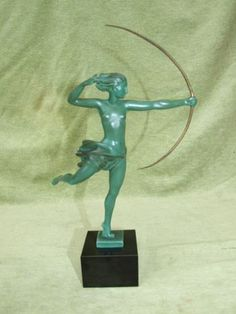 Drawn figurine practice Le Drawing Female Spelter a