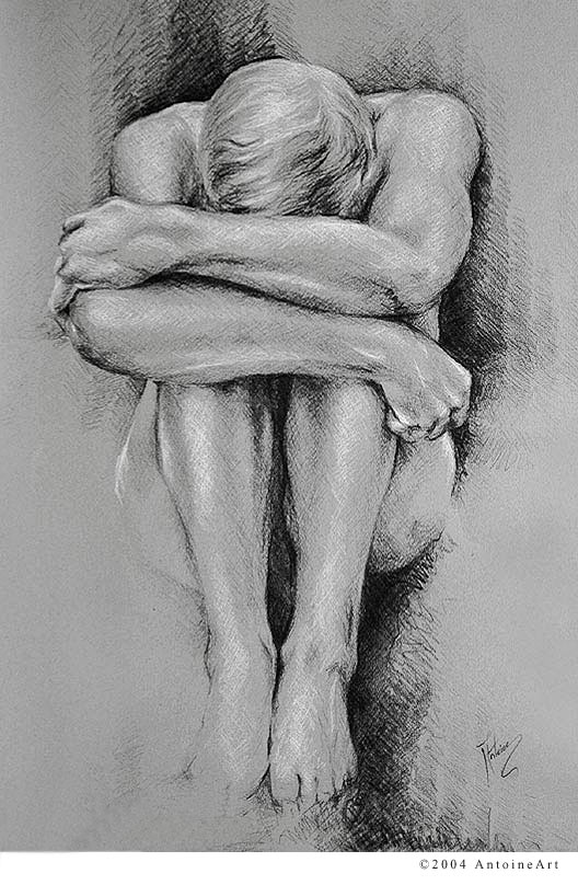 Drawn figurine sketch model Have and Figure Drawing Poses