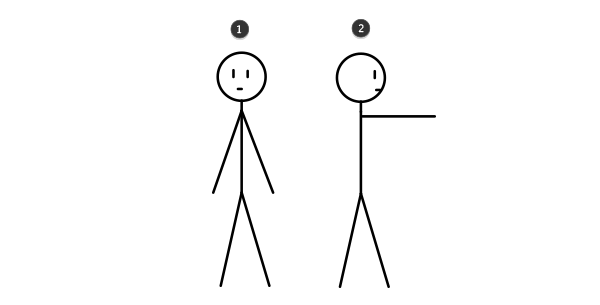Drawn figurine sticky How a Complex figure a
