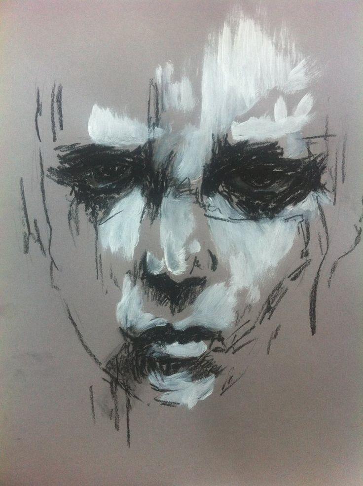 Drawn figurine unusual perspective On Find art 25+ /