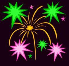 Drawn fireworks Fireworks Lesson Easy How Draw