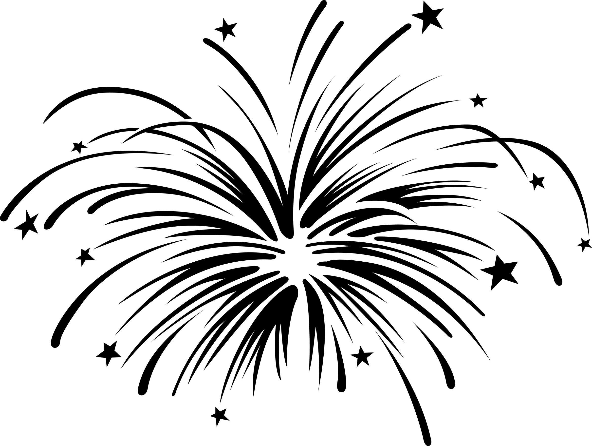 Fireworks clipart With drawing ideas Images Panda