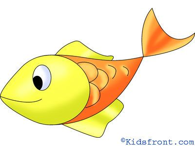 Drawn gold fish kid 25+ How to on ideas