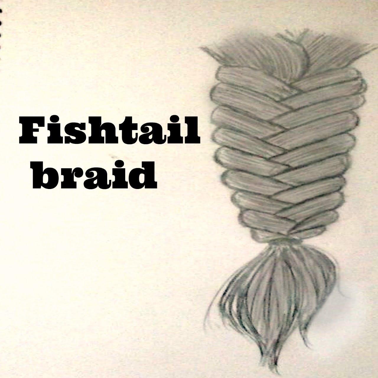 Drawn braid fishtail braid Unsubscribe Fishtail to YouTube draw