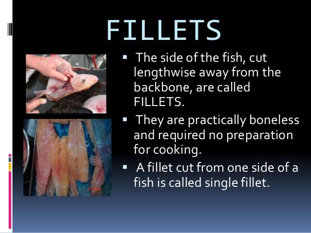 Drawn fishing market Form of 7 Market fish
