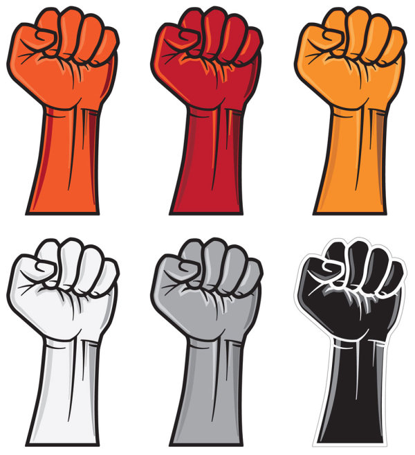 Drawn fist Fist Fist drawing graphic graphic