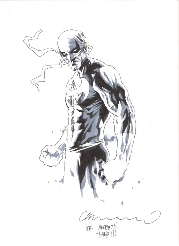 Drawn fist black history Lee best by Iron *