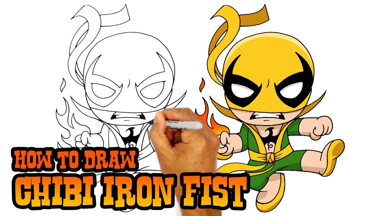 Fist clipart chibi Comics Iron Draw Comics Fist