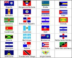 Drawn flag caribbean Flags  paradise Caribbean Caribbean