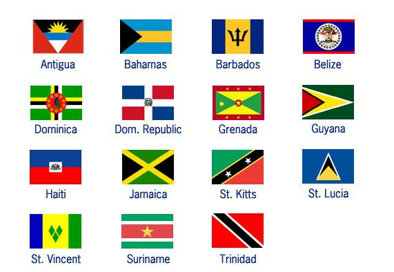 Drawn flag caribbean Flags  Pinterest flags Flags