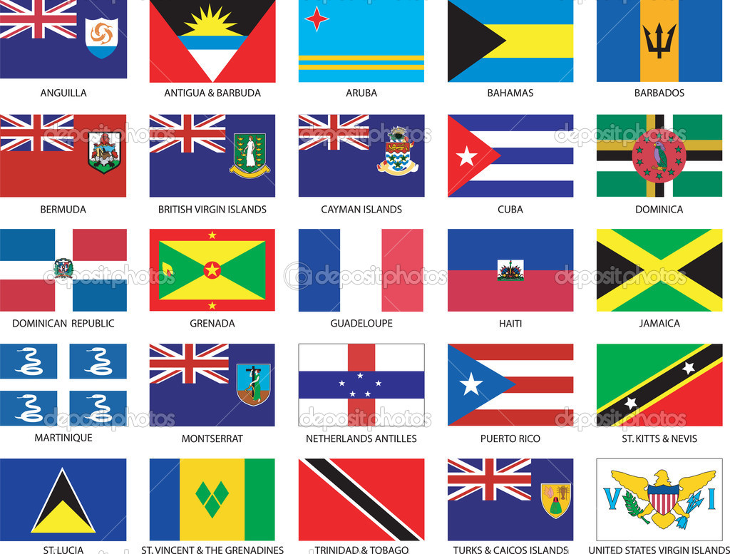 Drawn flag caribbean Flags ISLANDS CARIBBEAN Caribbean Wallpaper