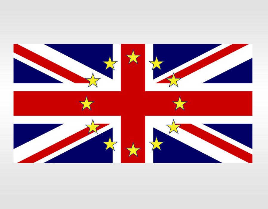 Drawn flag eu country Union Union EU stars