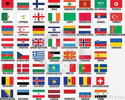 Drawn flag eu country Will FLAGS EUROPEAN in 210