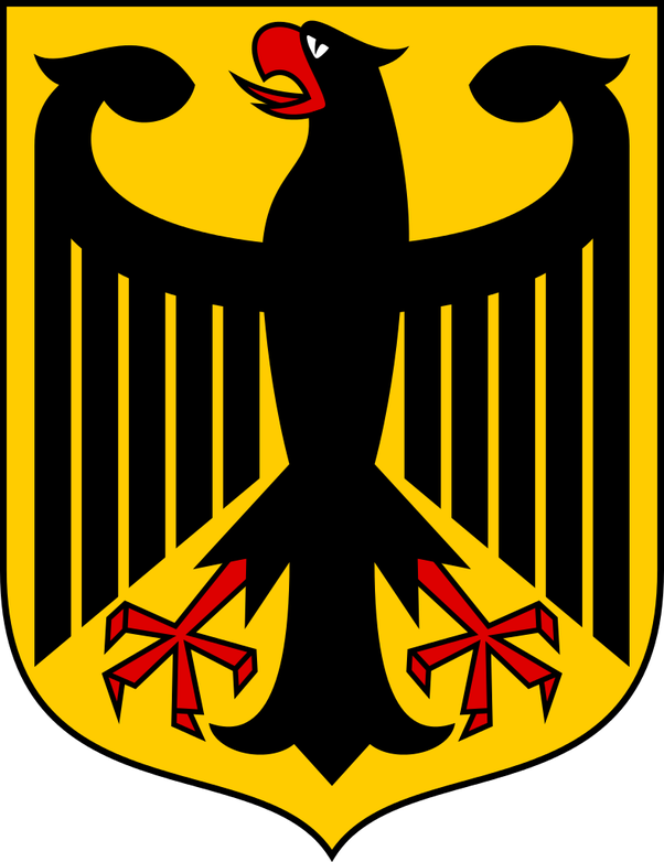 Black Eagle clipart german eagle Sometimes a centuries: Empire) German