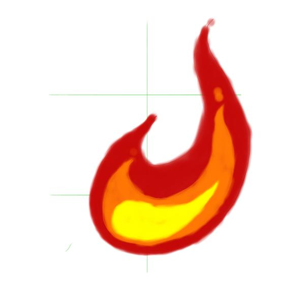 Drawn flame Of to get choice) How