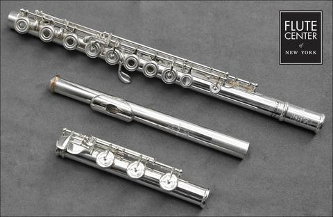 Drawn flute Brothers Gold Alloy Brothers Silver